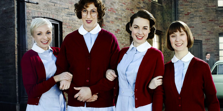 Call the midwife review